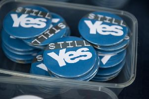 Angus MacNeil said that people in Scotland should not 'sit back' and accept being told there cannot be another referendum.