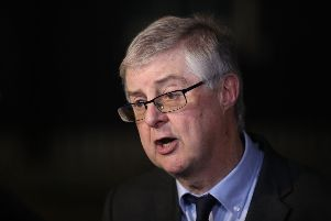 The First Minister of Wales, Mark Drakeford, hinted his support for Wales' place in the UK was not unconditional