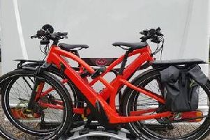 These bikes were stolen from two tourists in Cramond (Photo: Edinburgh Police Division)