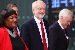 Jeremy Corbyn has been under pressure to change Labour's position on Brexit
