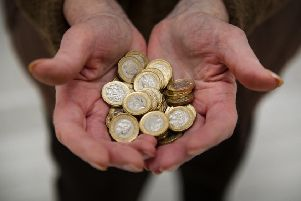 Money doesn't necessarily equal happiness (Picture: John Devlin)
