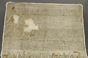 The Declaration of Arbroath.