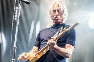 Paul Weller, an artist very much in command of his entire output, played the sort of set that any fan might wish for. Picture: Calum Buchan