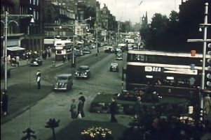 Lothian at 100: Unearthed archive footage captures a Century of Lothian Buses