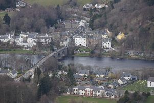 Dunkeld was almost entirely destroyed following the 1689 battle which led to fierce fighting in the streets and the mass destruction of properties by arson. PIC: www.geograph.org/Mike Pennington.