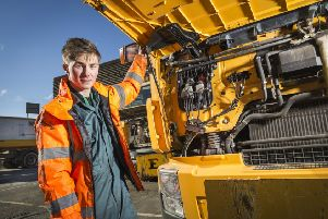 Lauren Brown: Strong foundation for the world of work with a skills apprenticeship