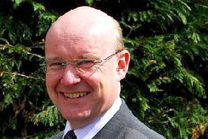 Harry McQuillan is the chief executive of Community Pharmacy Scotland.