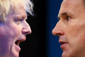 Have Boris Johnson and Jeremy Hunt's head-to-head debates changed many minds? (Picture: Getty)
