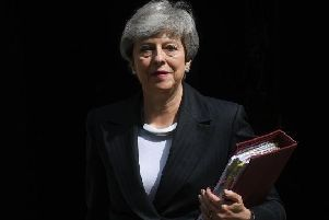 Theresa May will stand down as Prime Minister next week