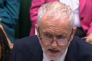 Jeremy Corbyn. Picture: House of Commons/PA Wire