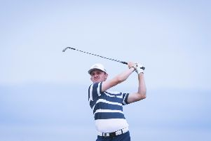 Connor Syme's two favourite holes at Royal Portrush are no more. Picture: SNS Group