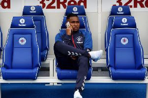 """Crystal Palace and West Ham are """"tentatively interested"""" in Rangers striker Alfredo Morelos"""