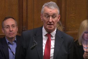 Hilary Benn sponsored the amendment.