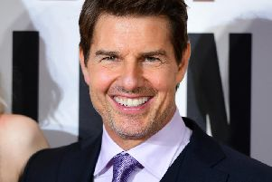 Tom Cruise. Picture: PA