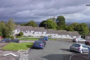 The teen tragically died after taking ill at a property in Pitreavie Court, Hamilton.
