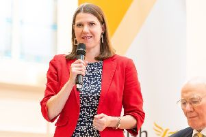 No one who meets Jo Swinson is left in any doubt about the values that she stands for