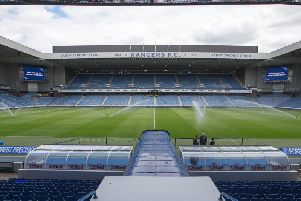 Ibrox. Picture: PA