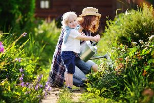 A generic stock photo to illustrate summer gardening. See PA Feature FINANCE Gardening. Picture credit should read: iStock/PA. WARNING: This picture must only be used to accompany PA Feature FINANCE Gardening.