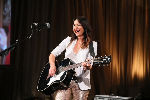 Singer KT Tunstall found she had two half-sisters. Picture: Mark Davis/Getty Images