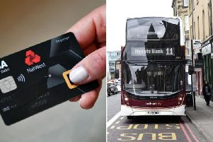 Lothian are to roll out contactless payment on all of their services