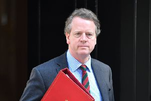 Alister Jack said he would put forward 'significant sums of money' to back 2011 Scottish Tory leadership contender Murdo Fraser's plan to split from the UK Conservatives. Picture: PA