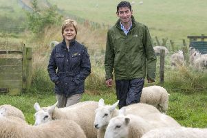 Campaign group Scottish Food Coalition are calling the First Minister to action. Picture: PA