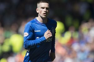 Ryan Kent is 'much improved' says Jurgen Klopp. Picture: SNS.