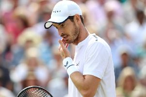 Andy Murray has said his singles return could be closer than he first thought