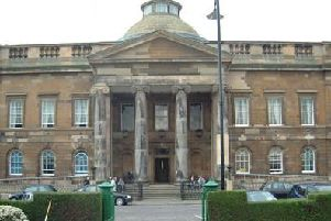 Ayr Sheriff Court. Picture: Scottish Courts