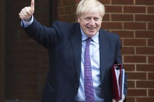 Boris Johnson has tried to lift the mood of the nation. But it's not worked for everyone (Picture: Getty)