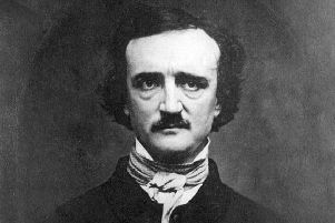 American Gothic writer Edgar Allan Poe photographed in 1904. Picture: Wikimedia Commons/Public Domain