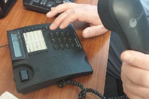 The scammers were able to call from a genuine Home Office number and left their victims hundreds of pounds out of pocket.