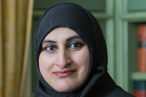 Safeena Rashid is a member of the Faculty of Advocates