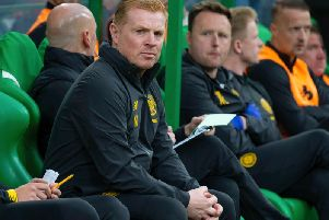 Neil Lennon expects Arsenal to return with an improved offer for Kieran Tierney