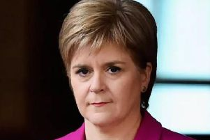 Nicola Sturgeon said that tackling inequality and climate change will be the central to her government's legislative plans for the next 12 months. Picture: PA
