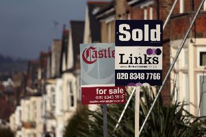 House prices are expected to rise. Picture: PA