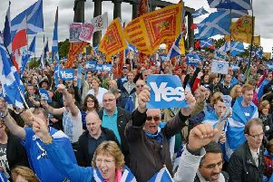 Lesley Riddoch: Are the English more convinced about independence than Scots?