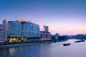 Sea Containers London , is named for the South Bank building's former occupant, and has nautical touches