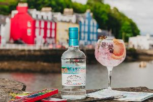 The gin complements the Mull-based business Tobermory and Ledaig single malt whiskies. Picture: contributed.