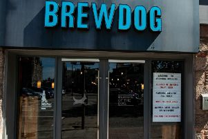Beauhurst reports that BrewDog has raised the most equity investment of any high-growth Scottish company in recent years. Picture: contributed