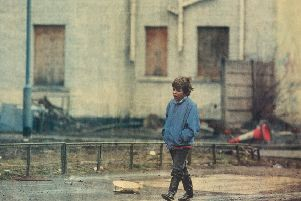 There were dramatic falls in child poverty in the late 90s and early 2000s (Picture: Denis Straughan)
