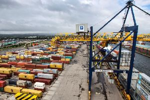 Grangemouth is one of several docks operated by Forth Ports. Picture: Contributed