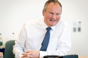Andrew Hastings' career started at the Royal Bank of Scotland in 1985. Picture: Contributed
