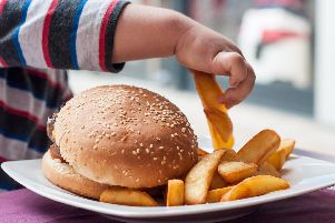 Calorie counts are set to be listed on all restaurant menus in Scotland.
