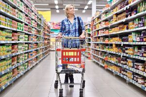 Shoppers are buying fewer branded goods