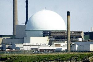 The Dounreay nuclear plant