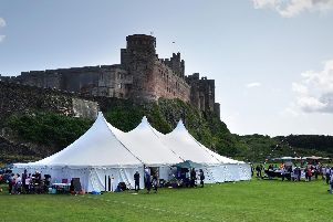 Bamburgh Festival'Picture by Jane Coltman