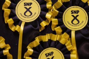 For the SNP, Brexit is an unmitigated catastrophe, but questioning the financial wisdom of independence is scaremongering. Picture: Duncan McGlynn/Getty