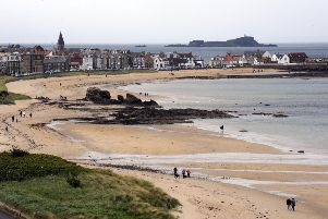 Home hunters are heading for East Lothian. Picture Ian Rutherford