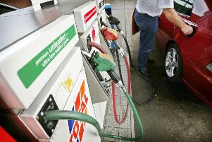 The fuel tax has been frozen by the government for nine consecutive years and stands at 57.95 pence per litre for petrol and diesel
